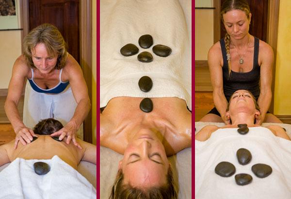 Lomi Pohaku Massage