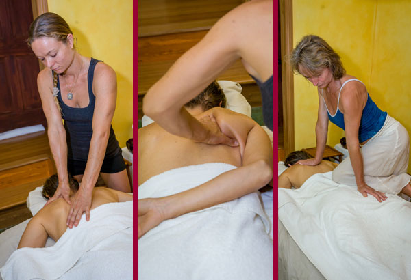 Healing and relaxing tao massage 1