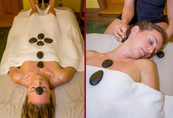 Facial Pohaku Massage