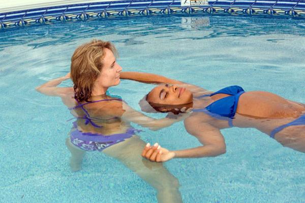 Water Touch Massage